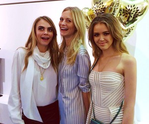 cara, poppy, and delevingne image