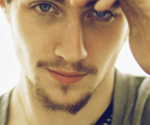 aaron johnson, the beatles, and boy image