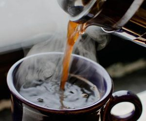 coffee, Hot, and drink image
