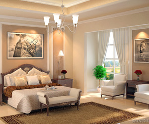 bedrooms, home decor, and home design image