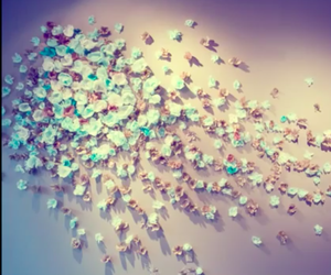 decorate, diy, and flowers image