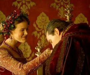 hand, The Tudors, and henry image