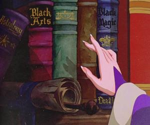 disney, books, and snow white image