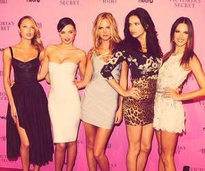 Adriana Lima, Victoria's Secret, and miranda kerr image