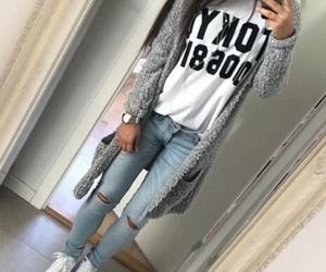 fashion, pretty, and sexy image