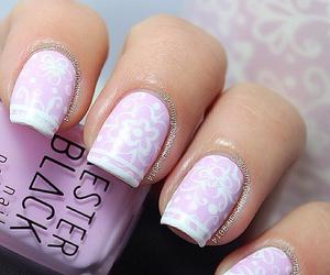 beautiful, colorful, and nail art image