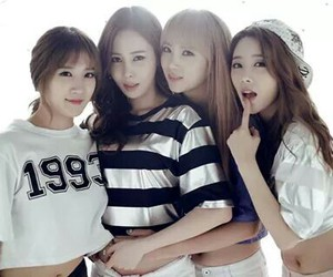 kpop, 4l, and four ladies image