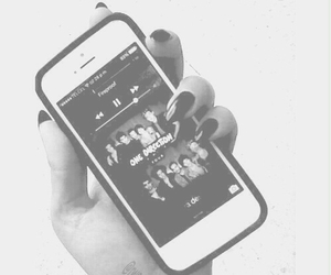 four, one direction, and single image