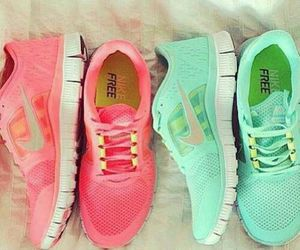 love it and nike image