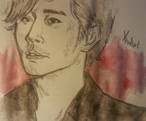 fanart, jang hyuk, and fated to love you image