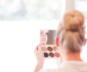 beauty, hair, and make up image