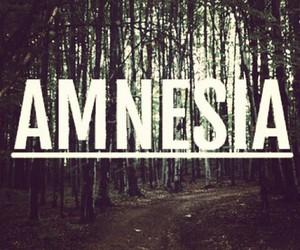 5sos, amnesia, and luke hemmings image