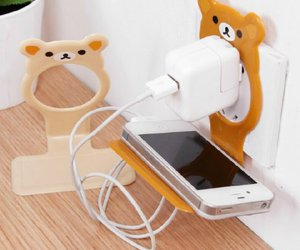 iphone dock, iphone charging cradle, and iphone fancy stand image