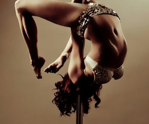 body and pole dance image