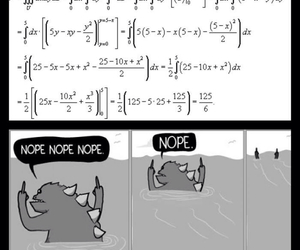 math, nope, and funny image