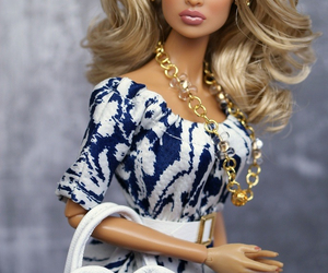 barbie, doll, and poppy paker image
