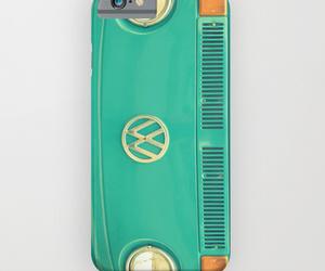 aqua, vw, and phone cover image