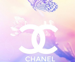 background, nice, and chanel image
