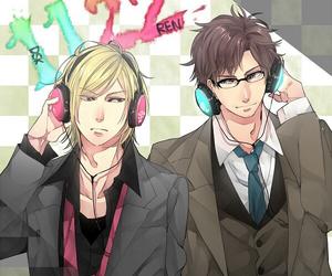 ren, dasoku, and 1122 image