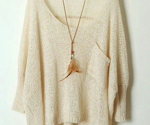 fashion, pretty, and sweater image