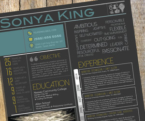 cv and creative resumes image