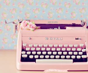 pink, vintage, and pastel image