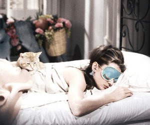 holly golightly and technicolor image
