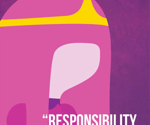 princess bubblegum and adventure time image