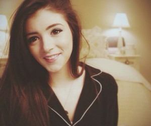 chrissy costanza, girl, and smile image