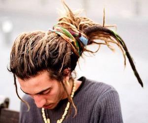 dreads, dreadlocks, and rasta image