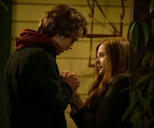 couple, if i stay, and love image
