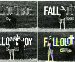 chicago, FOB, and fall out boy image