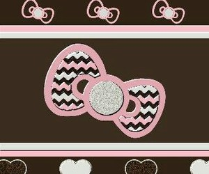background, hello kitty, and wallpaper image