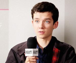 asa, beautiful, and blue eyes image