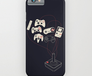 cases, videogame, and iphone case image