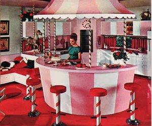 50s, circus, and retro image