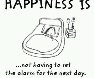 happiness, alarm, and quotes image
