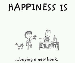 book, buy, and funny image