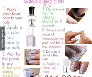nails, newspaper, and doityourself image