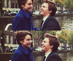 amsterdam, couple, and the fault in our stars image