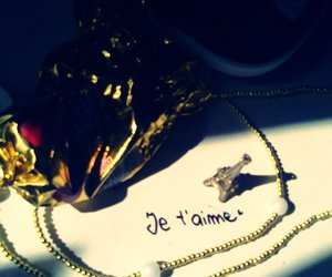amour, chocolate, and heart image