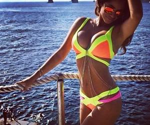 body, bikini, and summer image