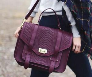 bag, fashion, and cross body bag image