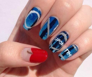 nails, once upon a time, and onceuponatime image