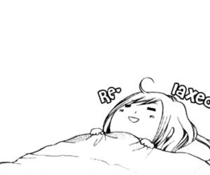 manga and relaxed image