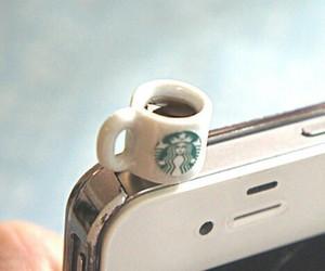 iphone and starbucks image