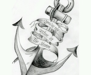 anchor, are, and draw image