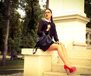 blog, fashion, and back to school image