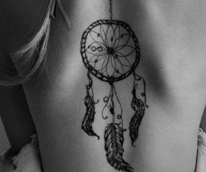 back, Dream, and black image