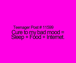 teenager post, food, and internet image